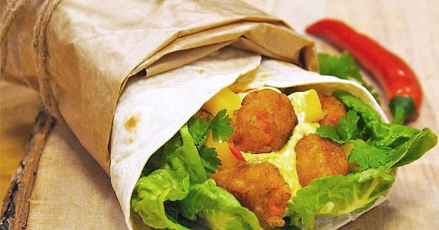 Morotsbullar - veckans Meat Free Monday-recept
