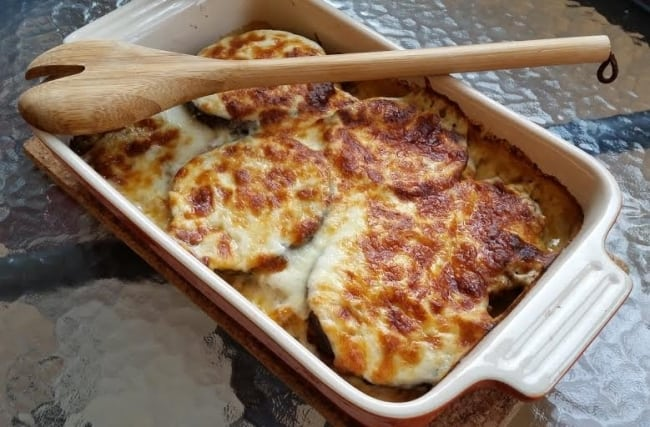 Recept under 400 kalorier - Moussaka