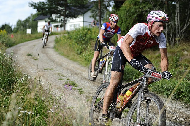 Cykelloppet Grenserittet mellan Strömstad- Halden
