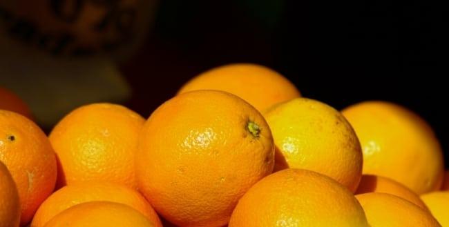 8 skäl till att äta apelsin
