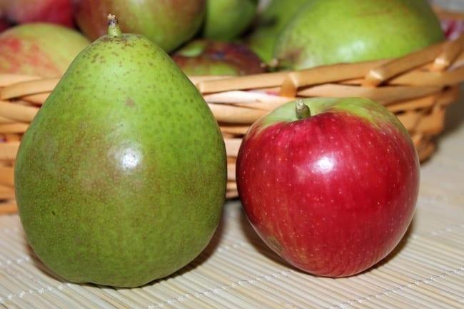 Har du koll på dina äpplen och päron?