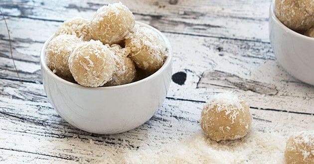 Proteinbollar med kokos – recept