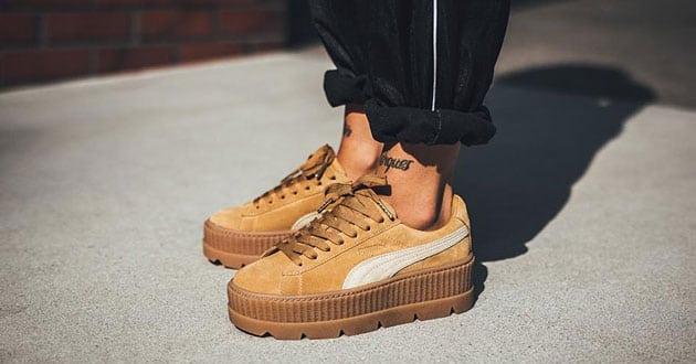 Platform Sneakers – höstens högsta trend