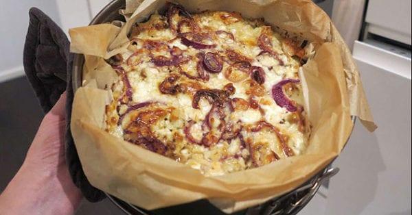 Vegetarisk paj - middagstips a´la Meat Free Monday