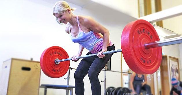 Hur träna ryggen - muskler och strategi