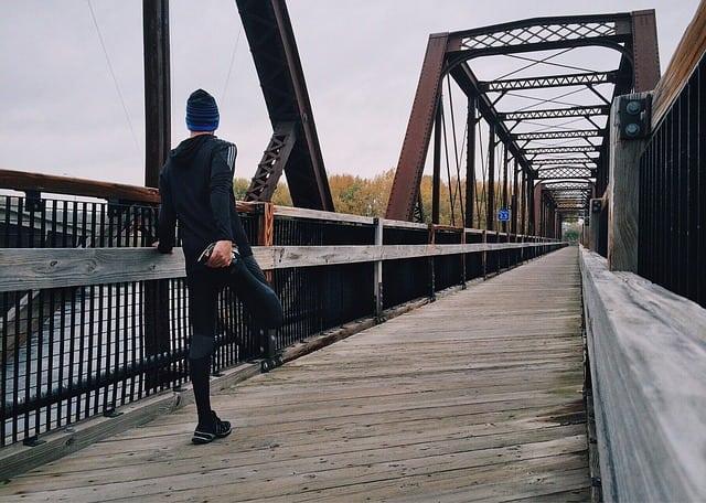 Alternativ träning vid löparskada