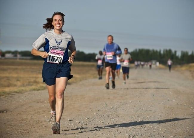 Bli en bättre löpare med Sporthälsa