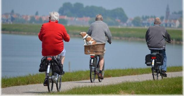 Seniorträning - du blir aldrig för gammal för att träna