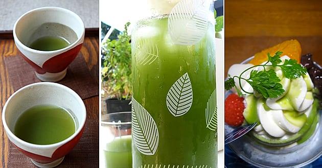 5 nyttiga anledningar att dricka sencha