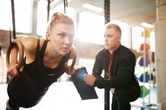 Ge Guldhjärtat till din träningsförebild