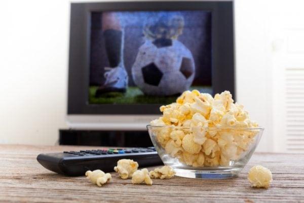 Nyttiga snacks till fotbollen i dag