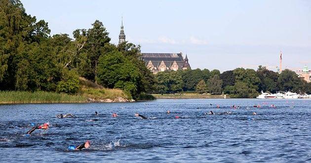 Navigering vid simning i öppet vatten – film och tips