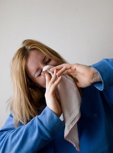 Förkylningssäsongen är här – så här gör du för att slippa smittan