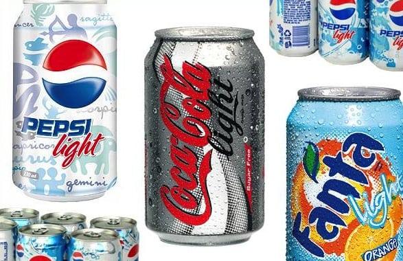 Light-läsk ökar risken för hjärtsjukdom