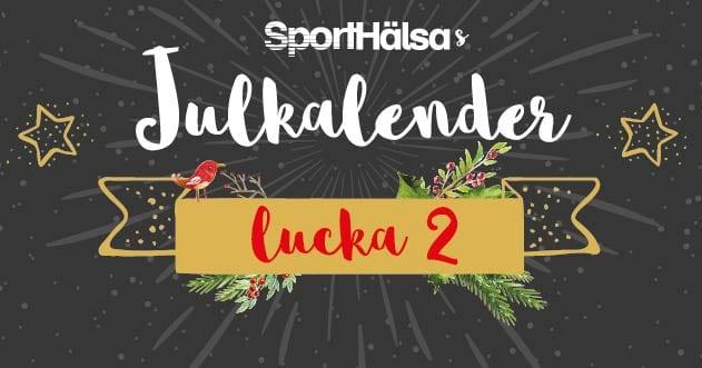 Lucka #2 - Tema: julklappar