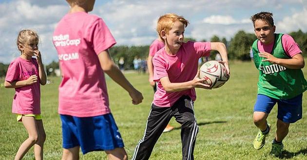 Ge ditt barn rörelseglädje - 10 enkla tips