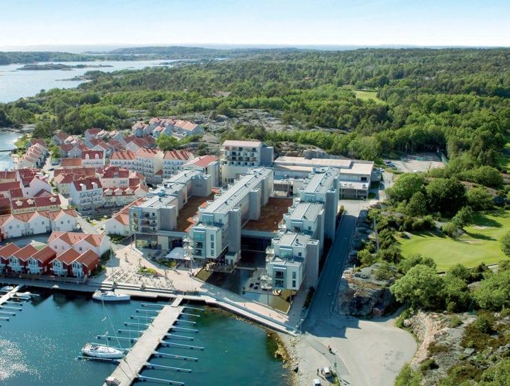 Spa och upplevelser på sommarorten Strömstad