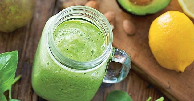 Grön supersmoothie – 3 smarriga recept