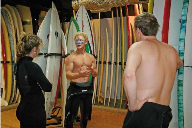 Surfing i USA