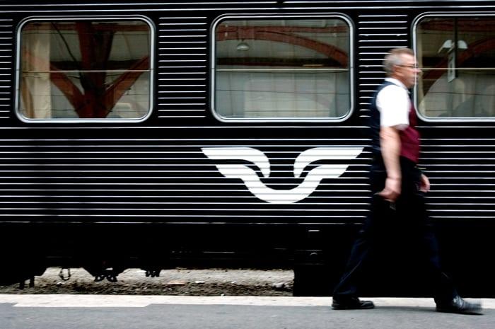 I augusti kan du ta tåget till Cykelvasan