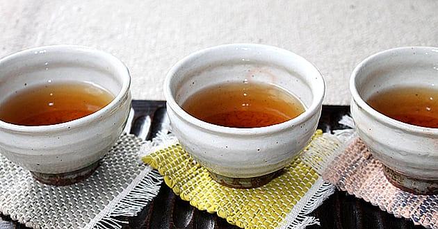 Grönt te för friskare hälsa