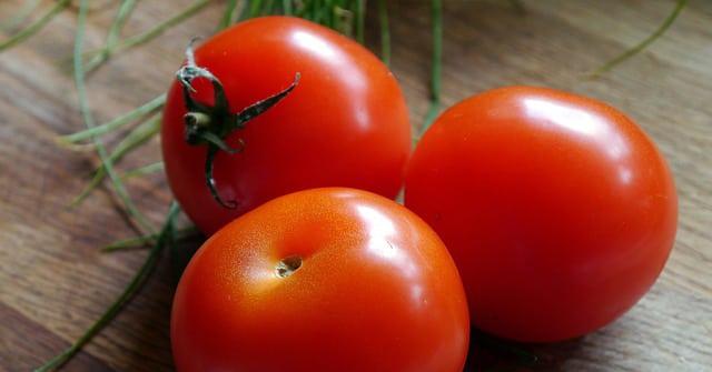 Därför är tomater nyttigt