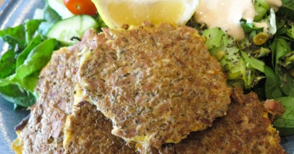 Tonfiskbiffar - dagens snabba recept