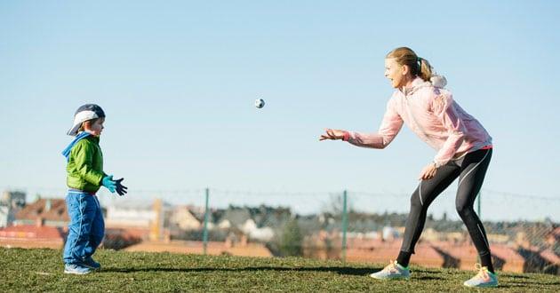 Aktiv sommar del 2 – träna tillsammans med familjen i sommar