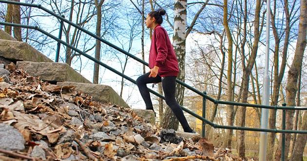 Mer rörelse i vardagen - 6 enkla knep