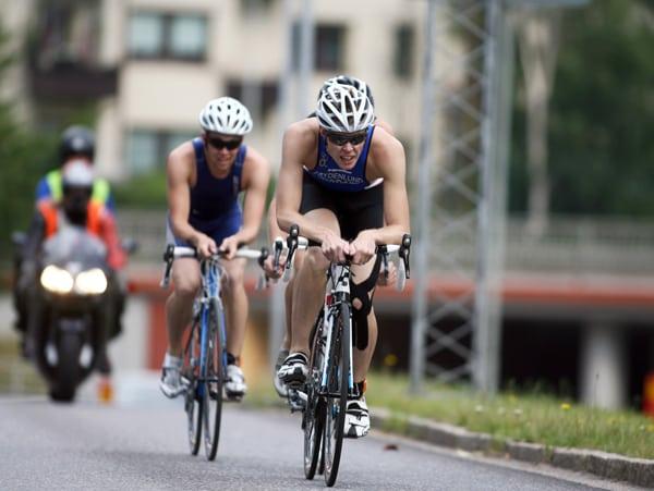 Kalmar Triathlon på väg att bli en Ironman