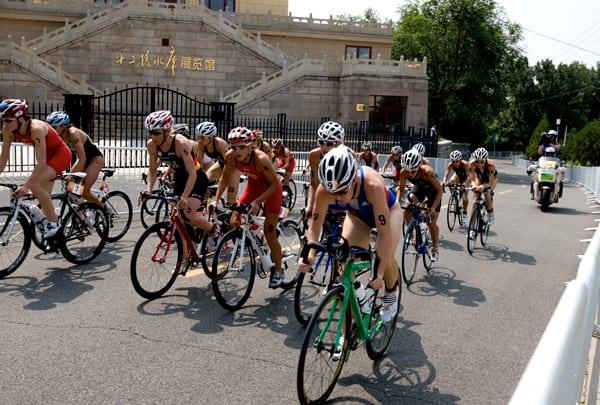 Träna inför triathlon: Cykling