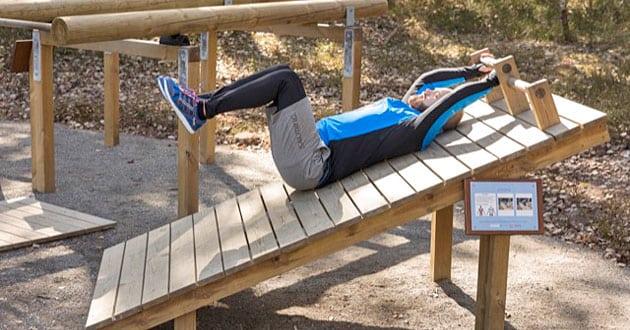 Hur du tränar i utegym - 11 övningstips