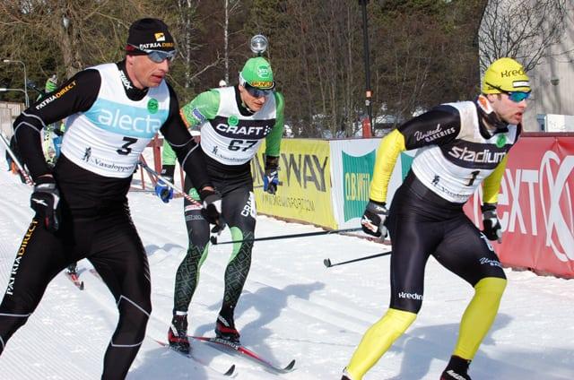 Jörgen Brink vann Vasaloppet