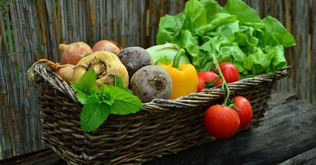 Äter du tillräckligt med frukt och grönsaker?