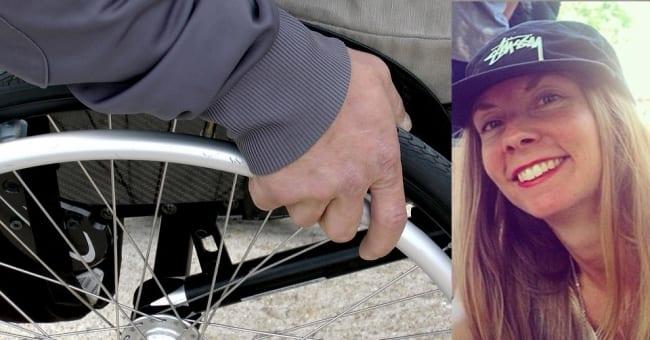 Så är det att vara gyminstruktör för rullstolsburna