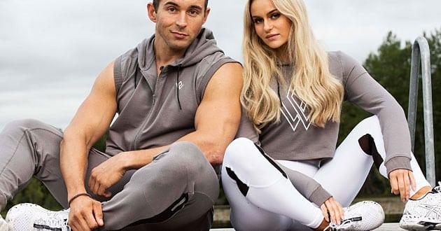 Stilsäkert sportmode från Workout Empire