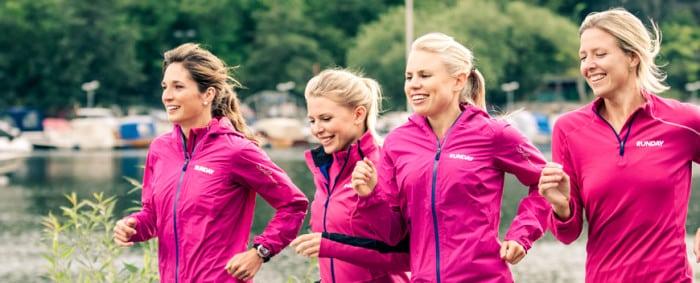 Runday Raceday - årets roligaste löpartävling på bana
