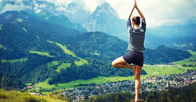 Mountain Yoga 16-23 september