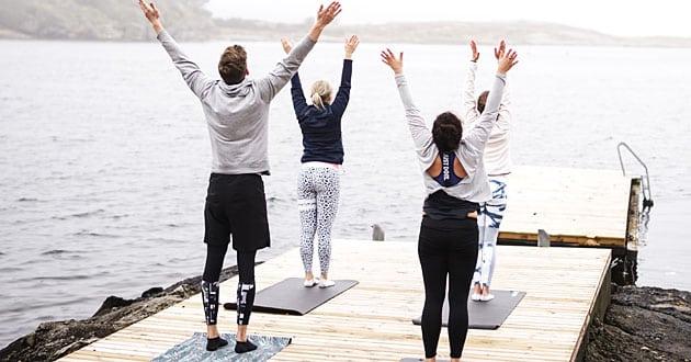 Stärk din kropp och själ med Yoga Fusion