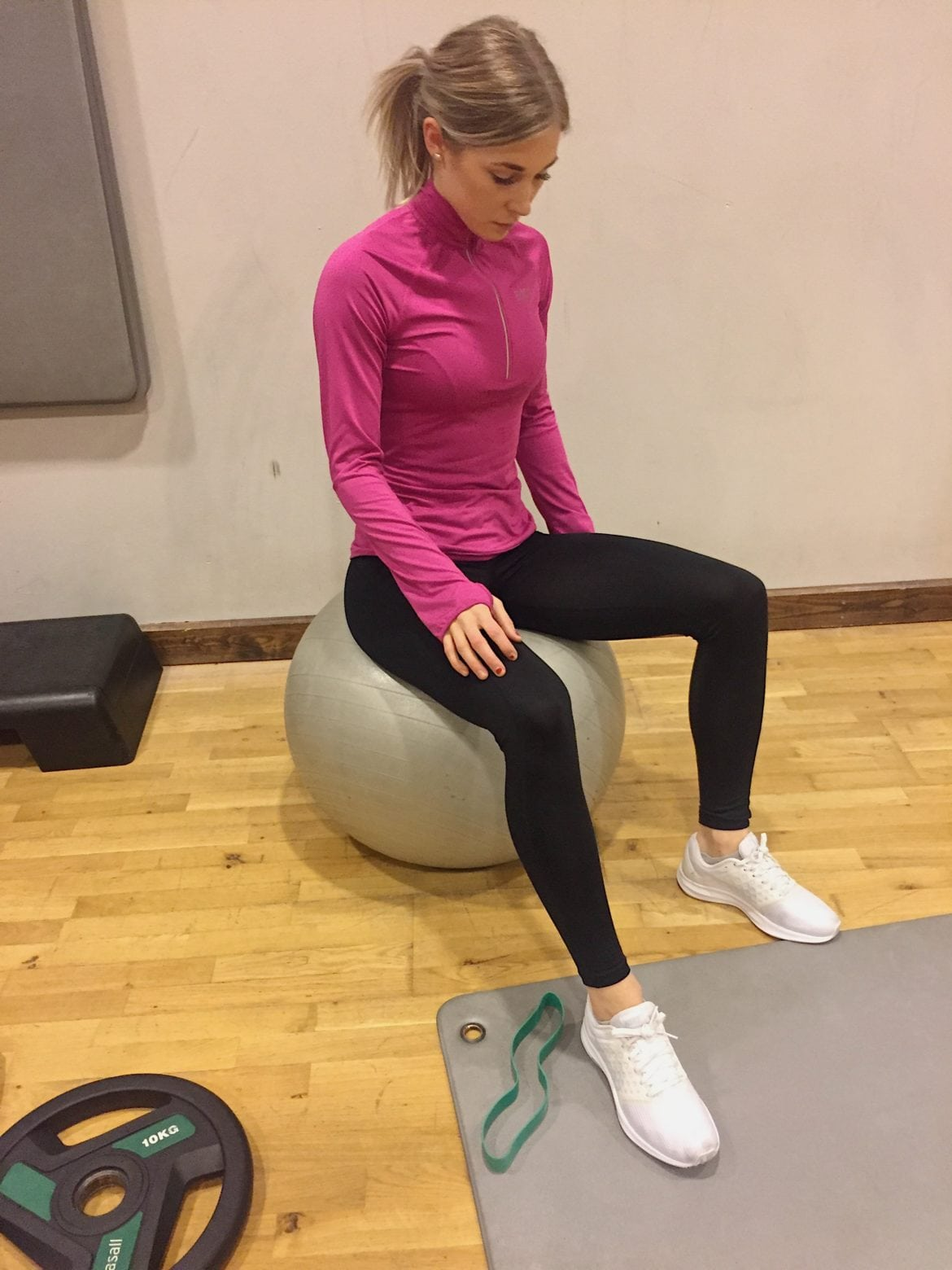 Anpassad träning efter välmående