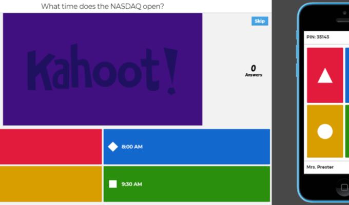 Kahoot – välj ett färdigt quiz eller gör ett eget 8d58a4997efaa