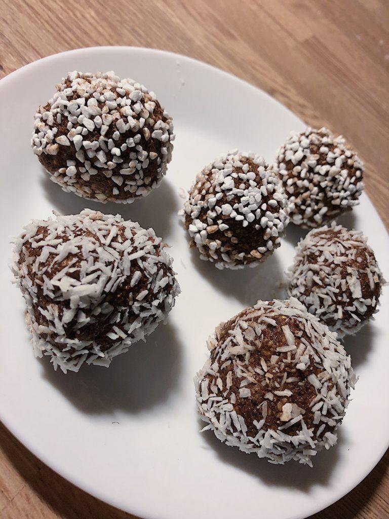 Chokladbollar AXA