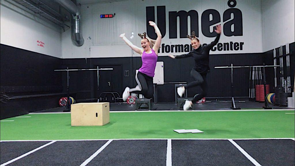 Träningsutmaning - 12 övningar