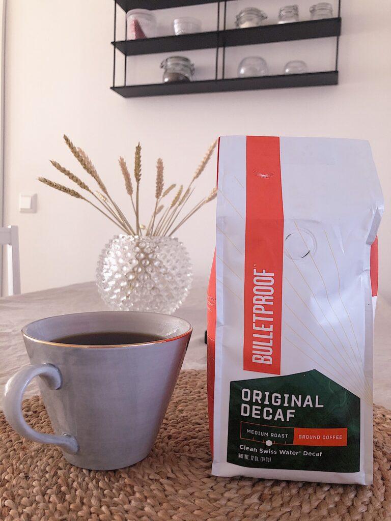 Bulletproof koffeinfritt kaffe