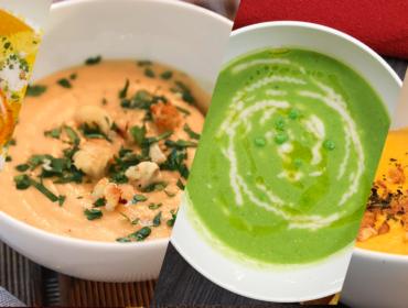soppor vegan recept