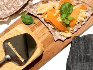 vegansk ost