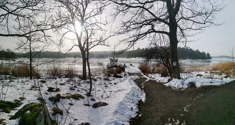 vinterbad marholmen spa