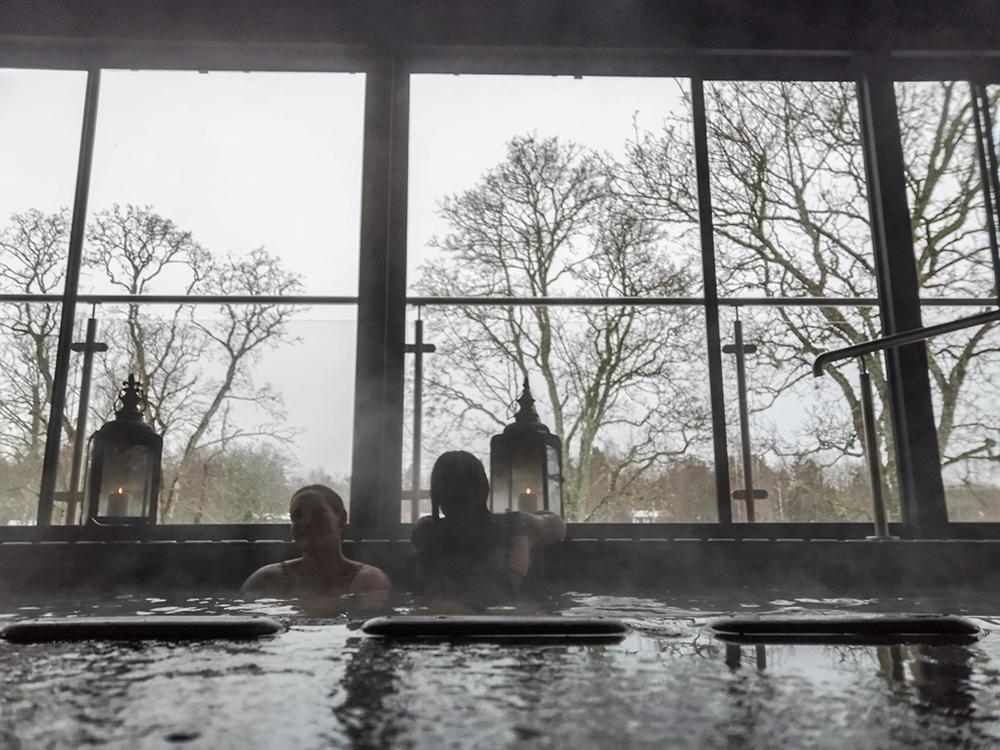 vinterbad marholmen pool