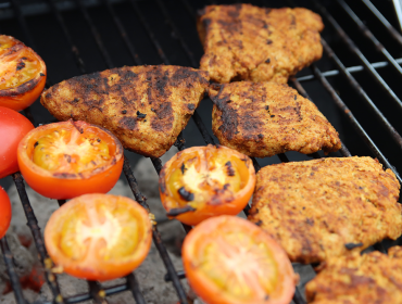 vegansk kyckling