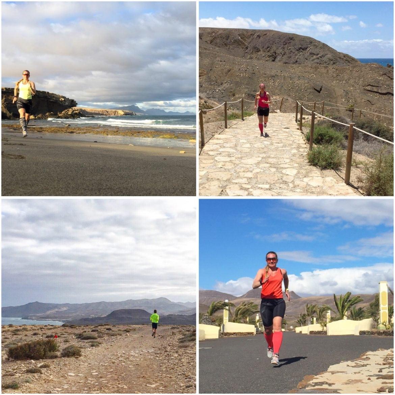 Running Fuerteventura